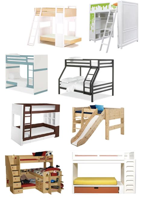 loft style bunk beds get the look 18 bunk and loft beds stylecarrot