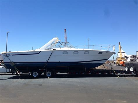 express boat transport reviews 1976 magnum 38 se express sold magnum marine