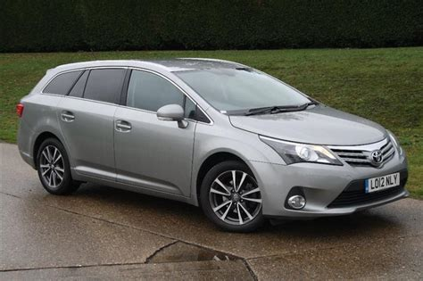 Toyota Avensis 2 0 D 4d Tr Used 2012 Toyota Avensis 2 0 D 4d Tr 5dr For Sale In