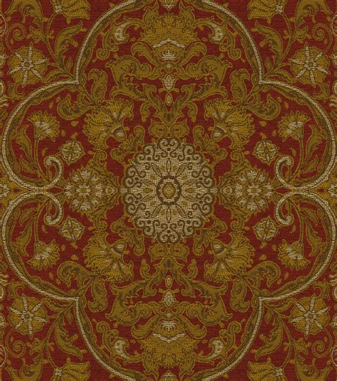 Richloom Upholstery Fabric by Upholstery Fabric Richloom Aquitane Spice Jo