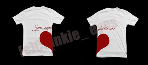 T Shirts For Couples Design The Gallery For Gt T Shirt Design Ideas