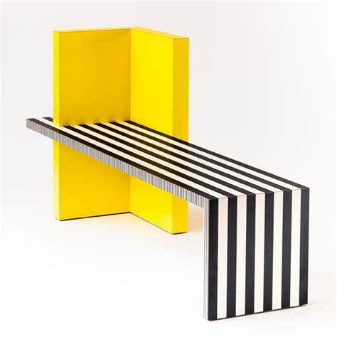 neo laminati bench no 84 kelly behun studio suite ny