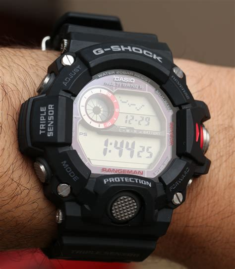 best g shocks casio gw9400 rangeman review best g shock today