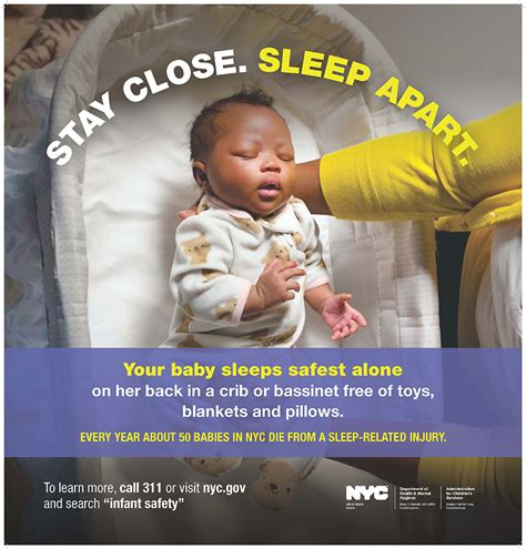 bed sharing safety acs safe sleep for babies