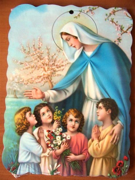 imagenes de la virgen maria y su hijo mar 237 a fuente de amor y salvaci 243 n emaus