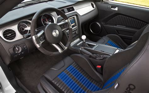 mustang gt500 interior 2013 ford shelby gt500 test photo gallery motor trend