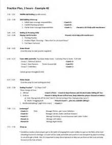 Baseball Practice Plan Template by Practice Plans Baseball Positive