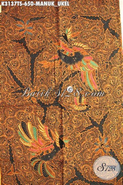 Kain Batik 72 Premium Soga 1 olshop kain batik terlengkap sedia kain batik tulis soga