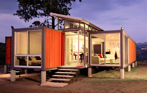 Small Homes Made From Shipping Containers Cost Of Shipping Container Home Container House Design