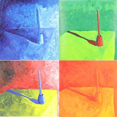 color scheme painting swag pop art color scheme paintings