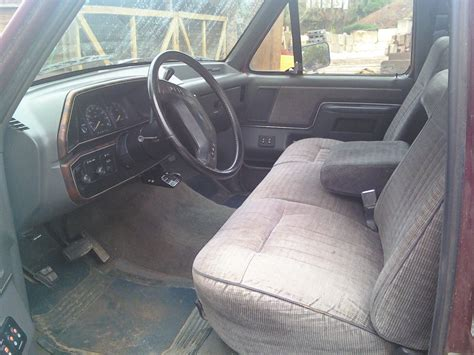 1990 Ford F150 Interior by 1990 Ford F 150 Pictures Cargurus