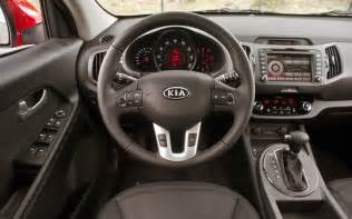 Interior Of Kia Sportage 2013 Kia Sportage Interior Photo 45087448 Automotive
