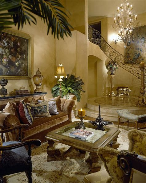 picture your life in tuscany in a mediterranean style home tuscany living room