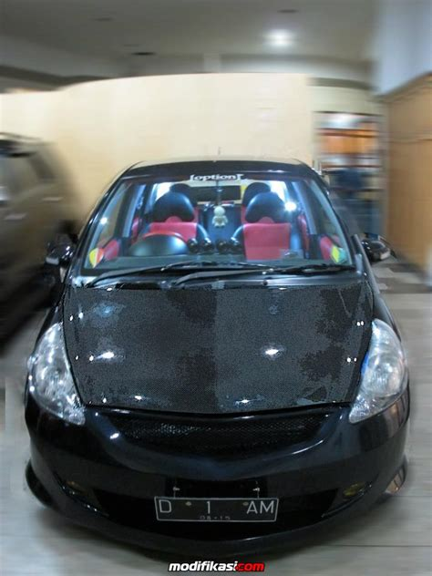 Karpet Jazz Gd3 honda jazz gd3 mugen option platinum jakarta