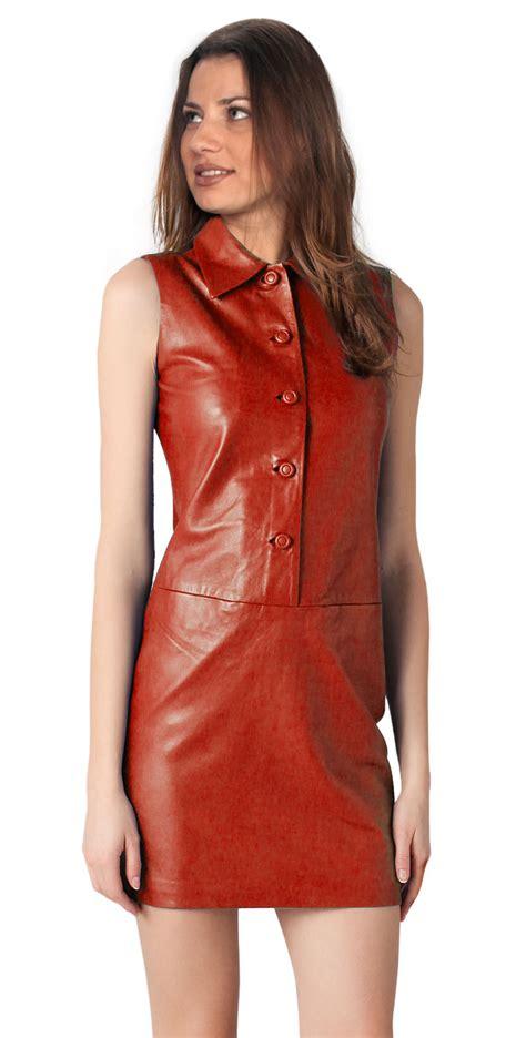 Pattern Leather Dress | buy sleeveless mini formal pattern leather dress