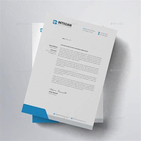 letterhead design templates psd word