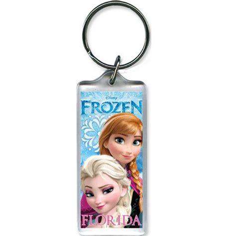 Ke 077 Keychain Elsa Frozen your wdw store disney keychain keyring frozen snow
