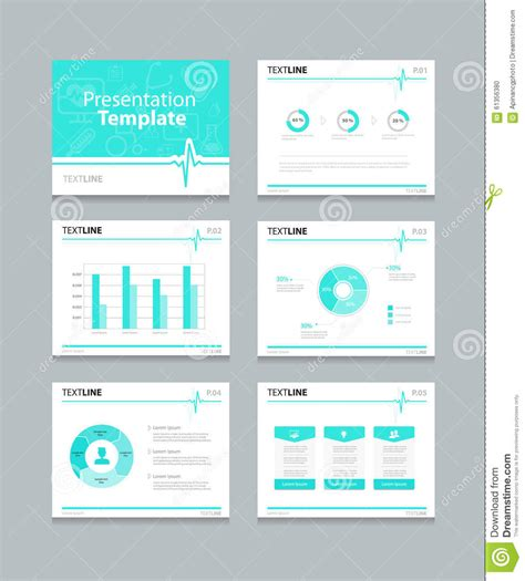 presentation slides templates presentation slides template graphs and charts