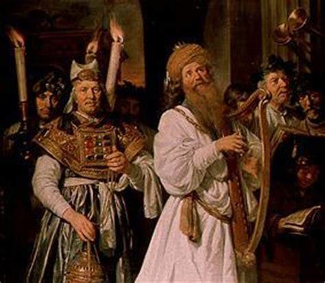 The Last Gospel Oleh David Gibbins david with the harp jan de bray
