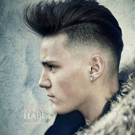 high fade haircuts 2016 39 best men s haircuts for 2016 high fade pompadour and