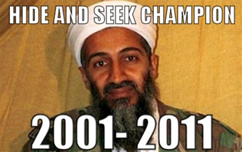 Hide And Seek Meme - image 119426 osama bin laden s death know your meme