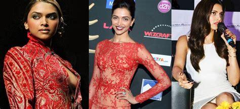 Deepika Padukone Wardrobe Malfunction by Wardrobe Malfunction Of