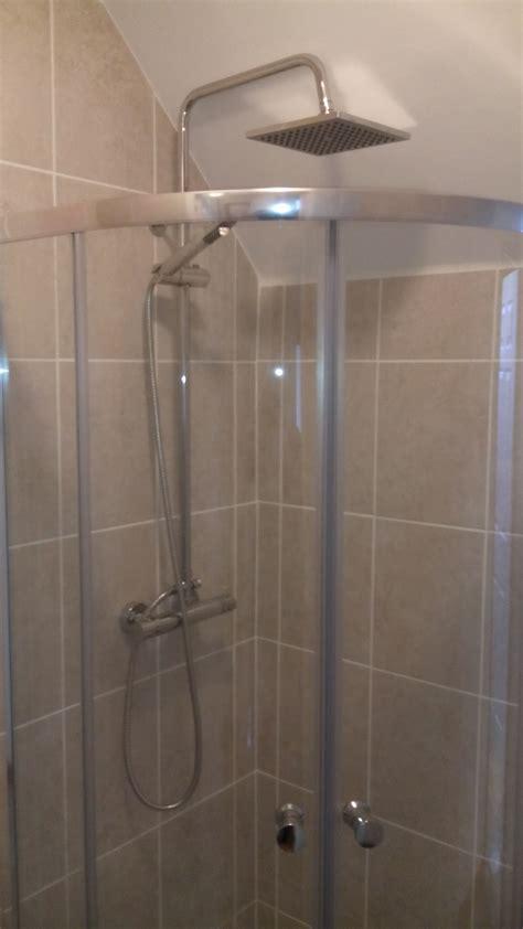 Shower Closer Bathroom Refurbishment Tdj Construction