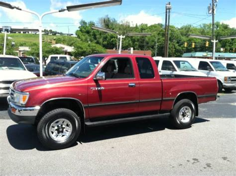 Toyota T100 For Sale Used 1996 Toyota T100 For Sale