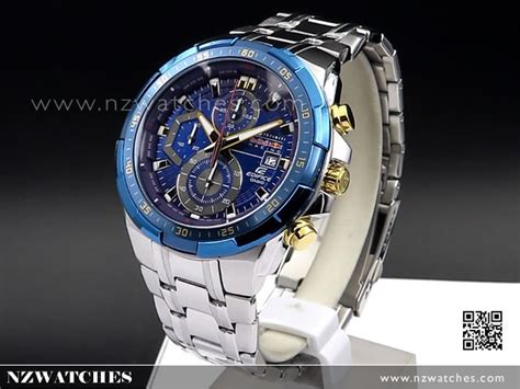 Casio Edifice Efr539 Leather buy casio g shock edifice infiniti bull racing limited