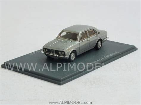 Pi Romeo Grey neo 87436 alfa romeo alfetta 1600 grey metallic h0 1