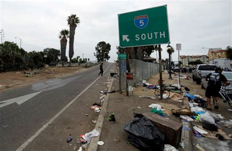 san diego homelessness spreads disease