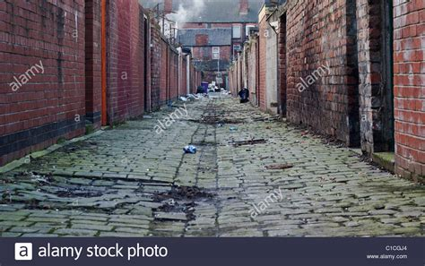 secrets of a back alley id id construction techniques of the underground books back cobbled alley stock photo royalty free