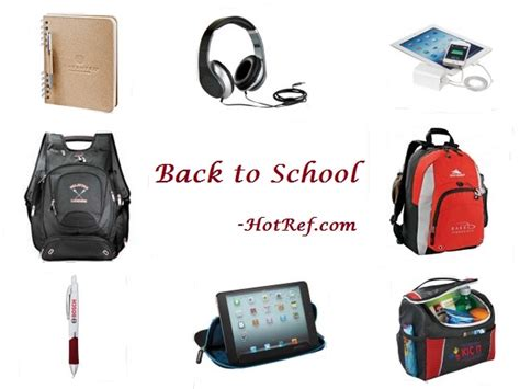 School Giveaways Promotional Items - what s hot in promotional products for upcoming events prlog