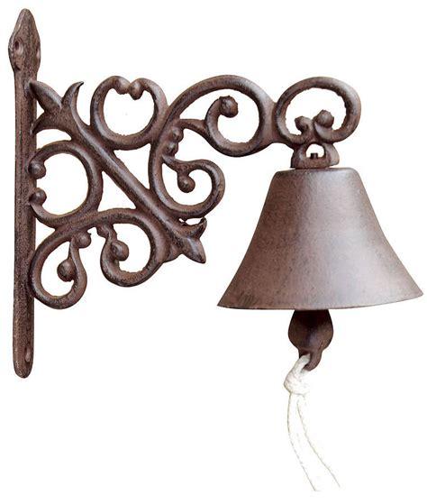 Limited Edition Bel Pintu Bel Rumah Door Bell Wireless Waterproof Rich cast iron doorbell by dibor notonthehighstreet