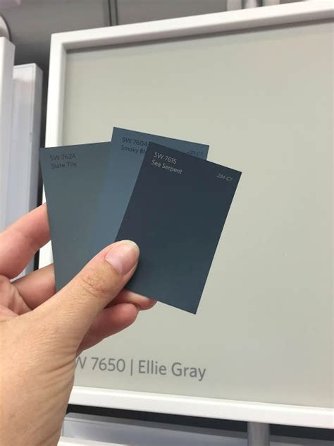 dark blue gray paint how to pick out the perfect paint color from thrifty decor