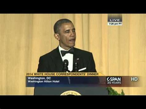 white house correspondents dinner youtube president obama remarks at 2014 white house correspondents
