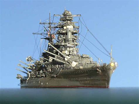 Battleship Yamato Wreck Site Picture And Images