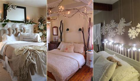 decorating your bedroom for christmas 33 best christmas decorating ideas for your bedroom