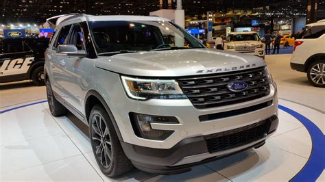 ford explorer 2017 2017 ford explorer xlt sport appearance package picture