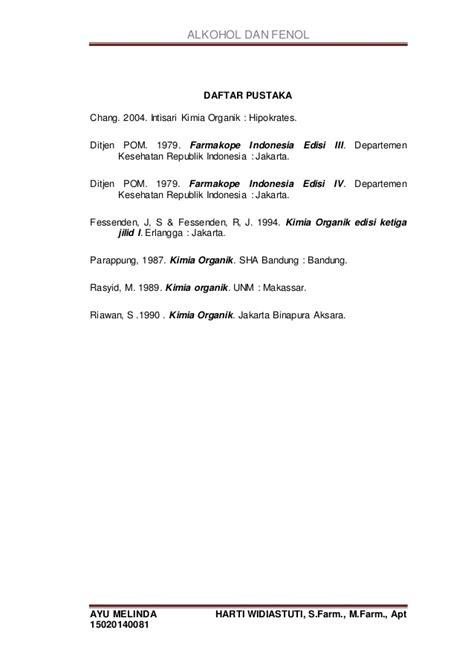 Kimia Organik Edisi 3 Jilid 1 By Fesendenhvs 1 alkohol dan fenol