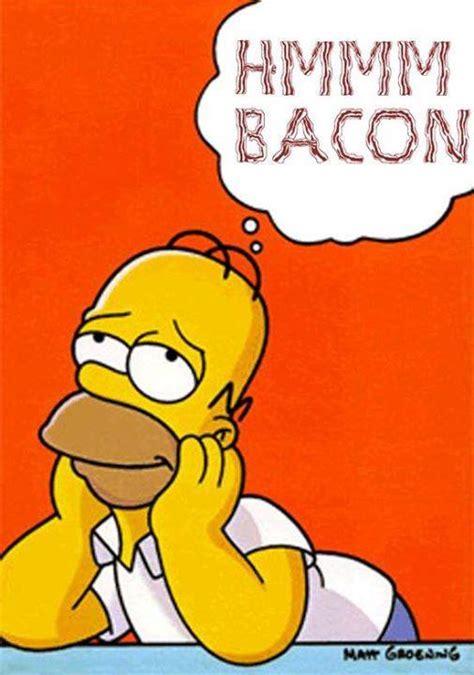 Bacon Meme - homer simpson mmm bacon memes
