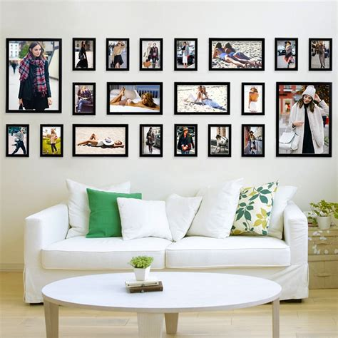 ideas for home picture frame ideas for home decoration homestylediary com