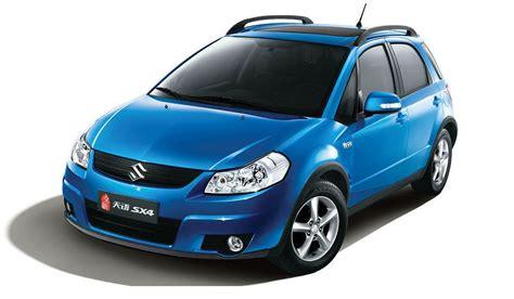 Sx Crossover Suzuki Luxury Cars Suzuki Sx4 Sedan Crossover And Hatchback