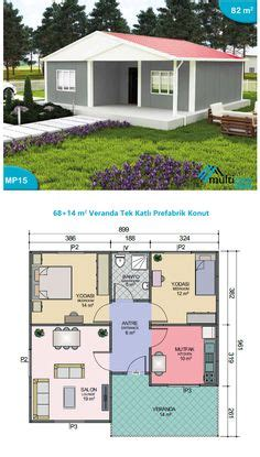 veranda 19m2 mp2 40m2 5m2 2 bedrooms 1 bathroom seperate lounge