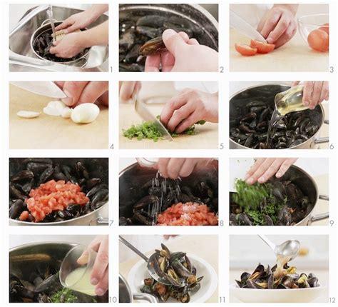 come cucinare le cozze fresche come cucinare le cozze alla marinara in 20 minuti