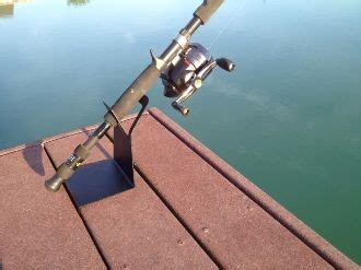 boat dock rod holders 13 best fishing products you need images on pinterest