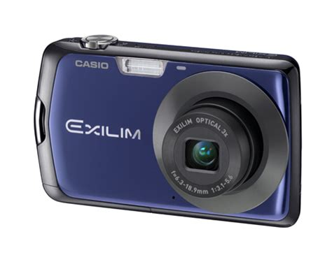 New Casio Exilim Cosies Up To Technology by Casio Unveils Exilim Model 2010 Line Up New