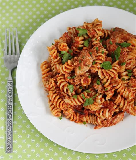 Pork And Pasta by Bbq Pulled Pork Pasta
