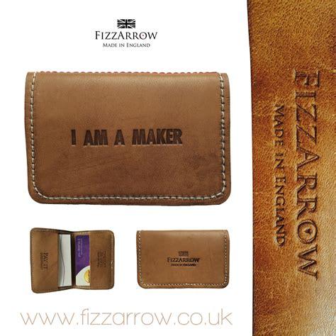 Handmade Leather Goods Uk - bespoke handmade leather goods fizzarrow made in