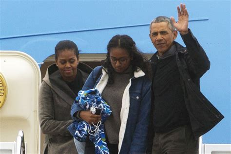 vacation obama michelle obama s edgy winter wardrobe essential is jimmy
